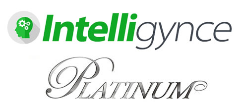 Intelligynce Platinum version logo